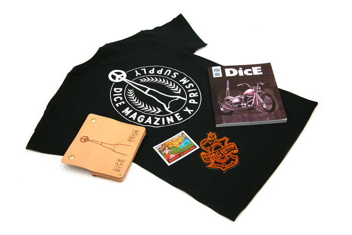 Prism Supply x DicE Collaboration Holiday Bundle