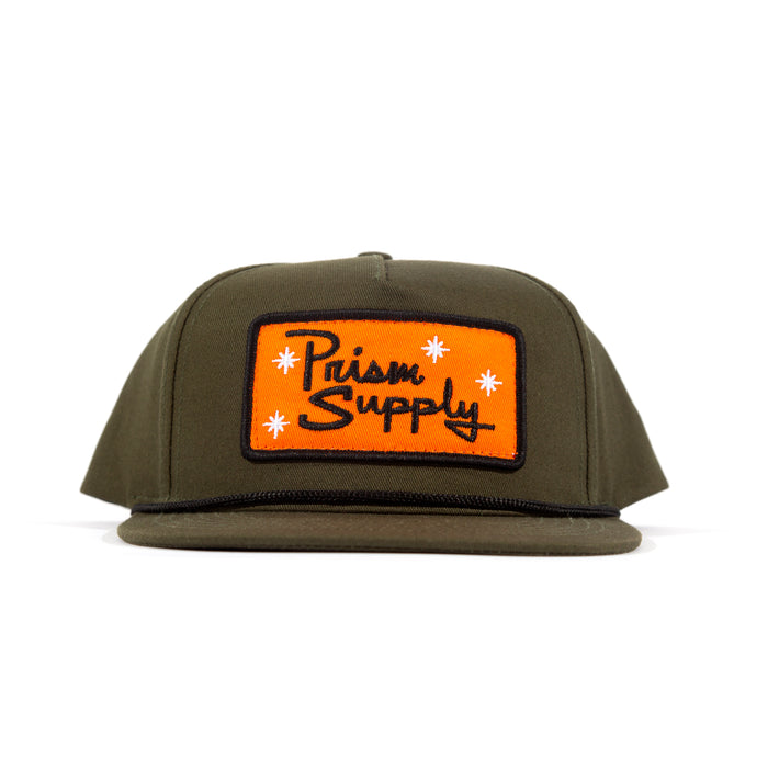Uniform Patch Hat - Forest - Apparel and Accessories - Prism Supply