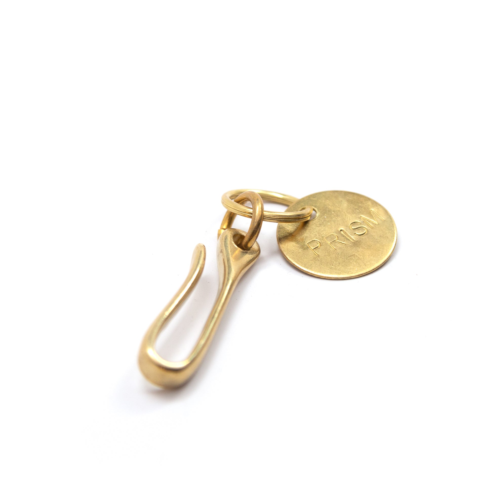 Brass Key Hook - Apparel and Accessories - Prism Supply