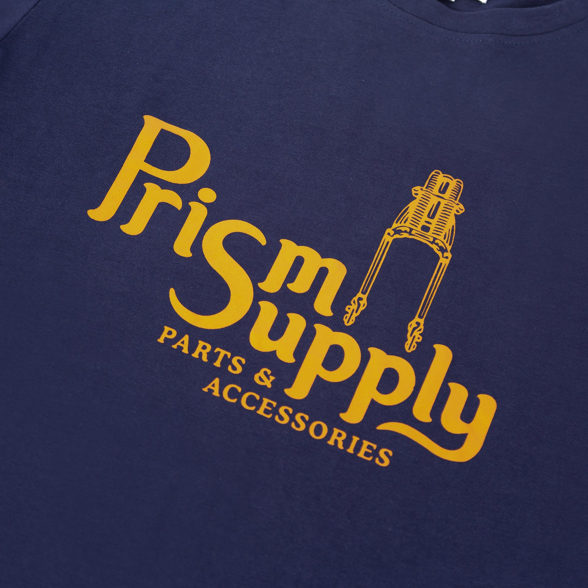 Springer Tee - Navy - Apparel and Accessories - Prism Supply