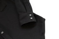 Western Work Shirt - Black - Apparel and Accessories - Prism Supply