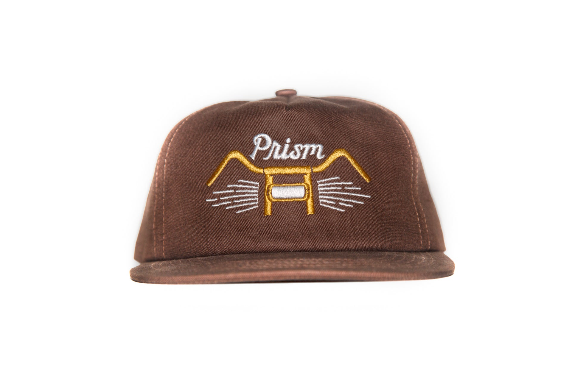 Hi Beam Hat - Brown - Apparel and Accessories - Prism Supply