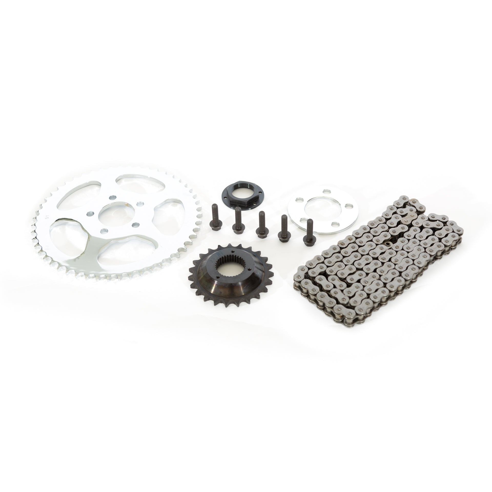 Sportster Chain Drive Conversion Kit