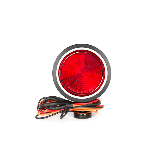 "1.85"" Speedster Tail Light - Motorcycle Parts - Prism Supply"