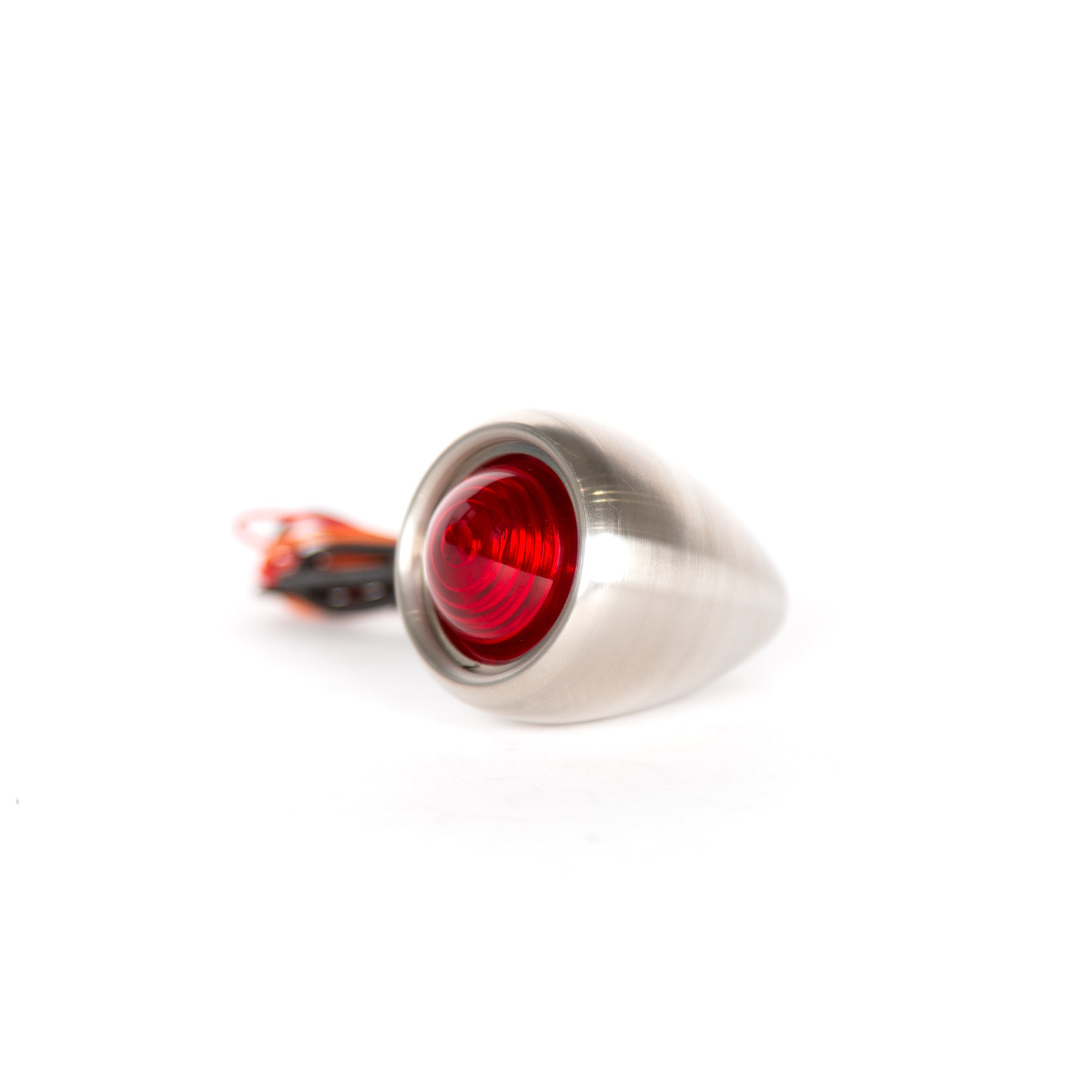Bullet Tail Light (Weld-On) - Motorcycle Parts - Prism Supply
