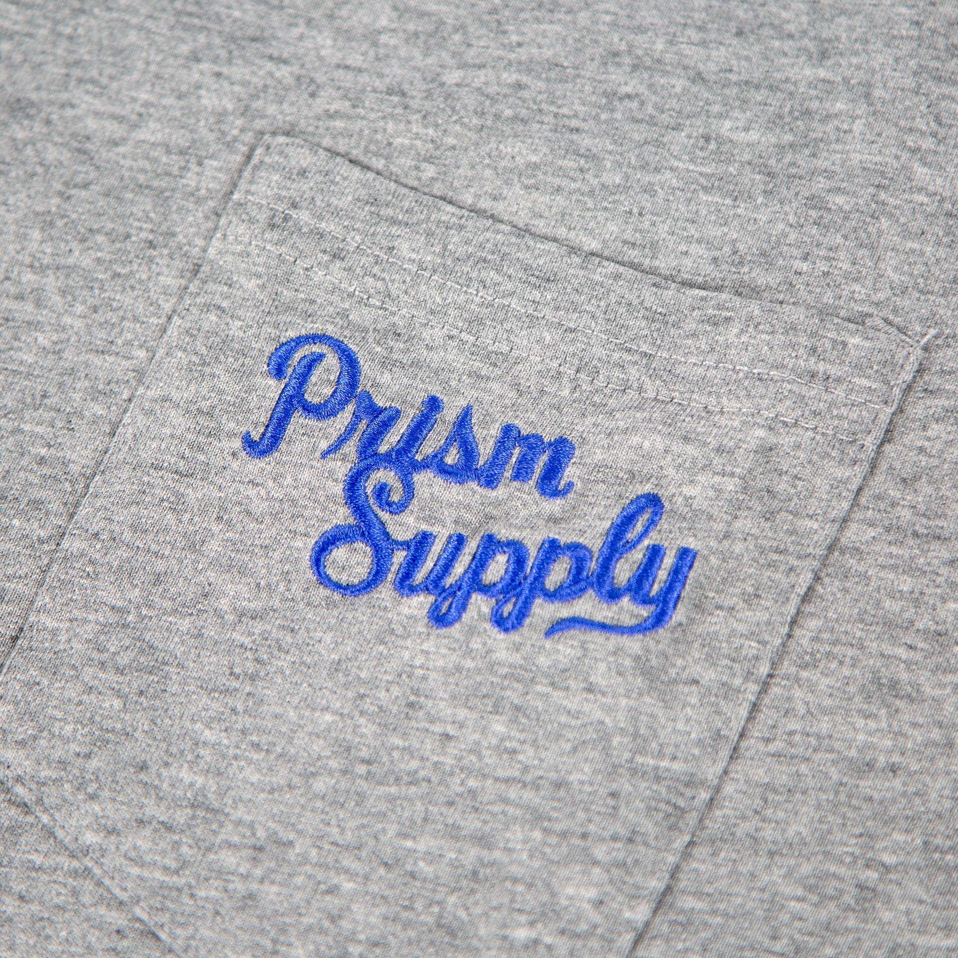 Everyday Pocket Tee - Grey - Apparel and Accessories - Prism Supply