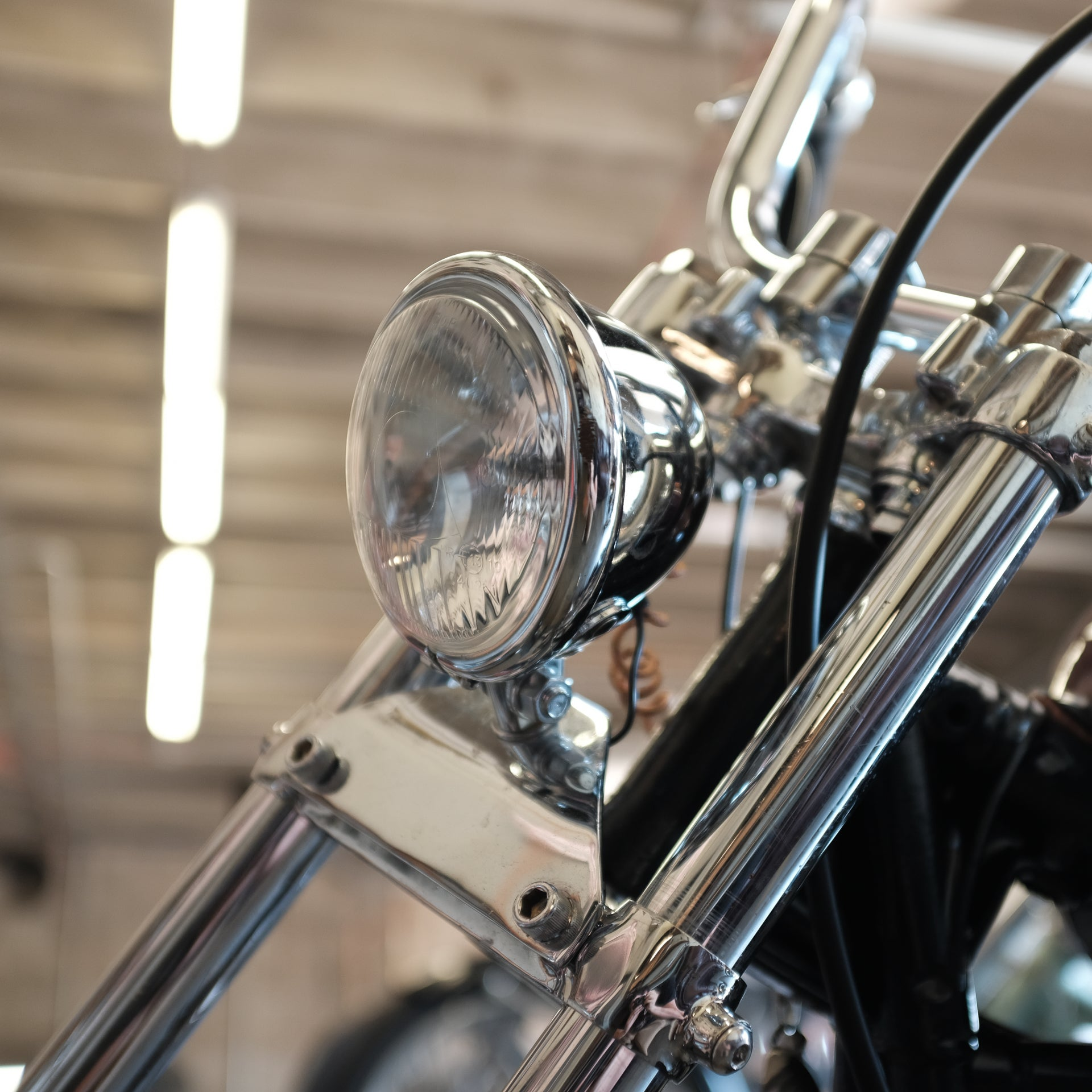 Headlight - Motorcycle Parts - Prism Supply