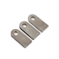 3/8 Weld-On Tabs - Fabrication Parts - Prism Supply