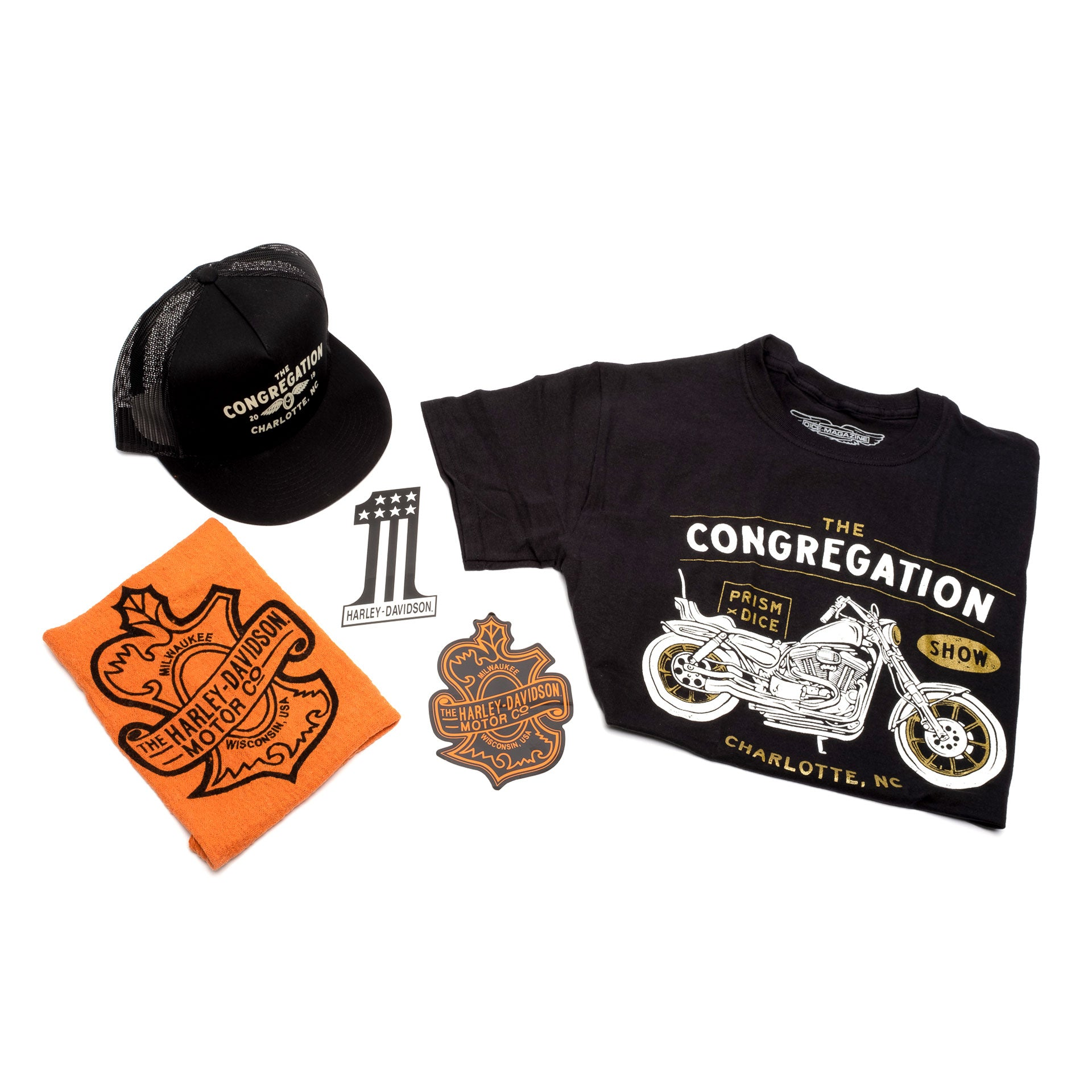 The Congregation Bundle - Apparel and Accessories - Prism Supply