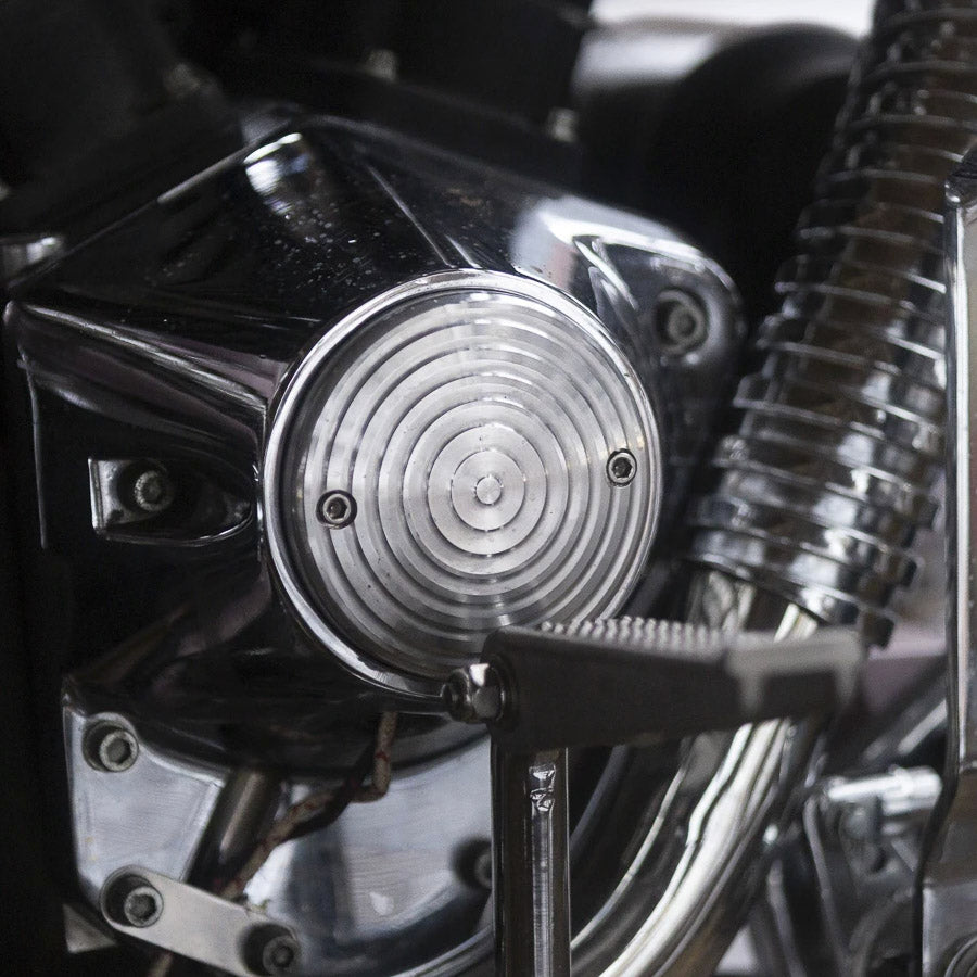 Ripple Ignition Cover - Motorcyle Parts - Prism Supply