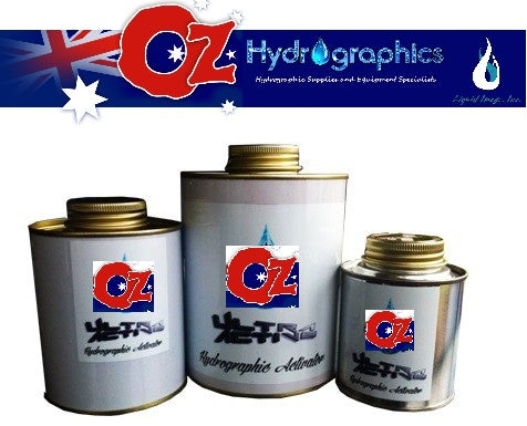 1 Litre Hydrographics Oz Ultra Activator Solution