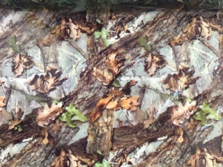Real Tree Autumn Camo - 50cm wide - Hydrographics PVA Film