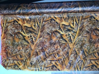 Real Tree Dry Reeds Camo - 50cm wide - Hydrographics PVA Film