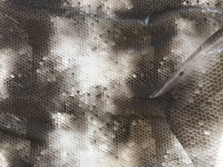 Honeycomb Clouds - 50cm wide - Hydrographics PVA Film