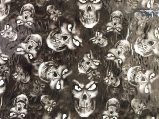Demons- 50cm wide - Hydrographics PVA Film