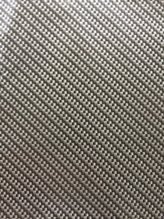 Carbon Silver & Clear - 1 meter wide - Hydrographics PVA Film