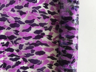 Purple Camo - 1 meter wide - Hydrographics PVA Film