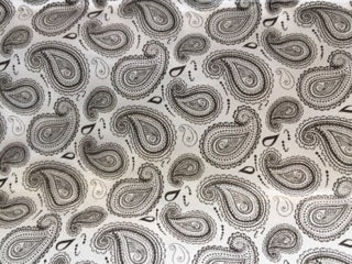 Paisley Transparent - 1 meter wide - Hydrographics PVA Film