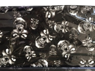 Demons 2 - 1 meter wide - Hydrographics PVA Film
