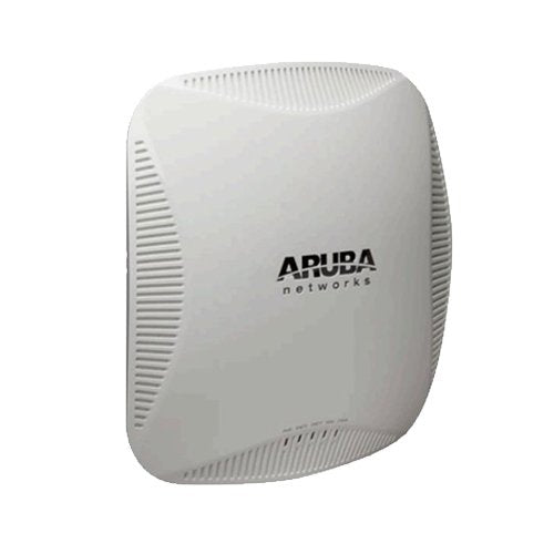 Aruba Networks AP-225 Wireless Access Point, 802 11 n/ac, 3x3:3 Dual Radio,  450Mbp per radio, Integrated Antenna