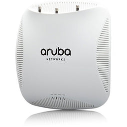 Aruba Networks AP-214 Wireless Access Point, 802.11n/ac, 3x3:3, Dual Radio, Antenna Connectors