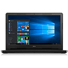 Inspiron 3552 With 15.6-Inch Display, Celeron Processor/4GB RAM/500GB HDD/Intel HD Graphics Black