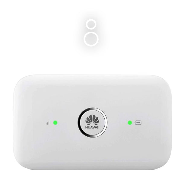 Huawei E5573s-320 Unlocked 150 Mbps 4G LTE & 43.2 Mpbs 3G Mobile WiFi