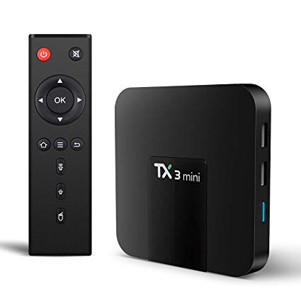 Tanix TX3 Mini TV Box 2GB /16GB Amlogic S905W 64Bit WiFi Android HD WIFI HDMI