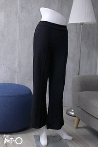 Sara Culottes in Black