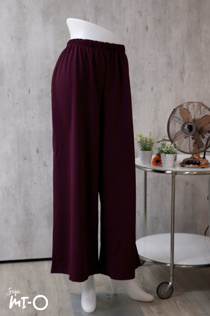Mariana Wide Leg Bottom in Taupe