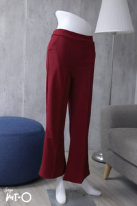 Sara Culottes in Red - Saja Mi-O