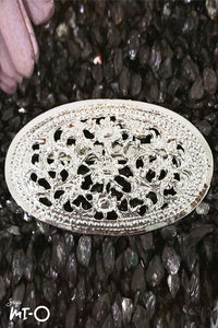 Infinite Splendour Brooch - Saja Mi-O