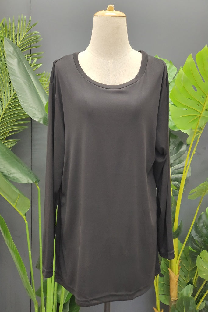 Amalia Top in Black