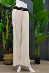 Candy Sporty Pants in Cream