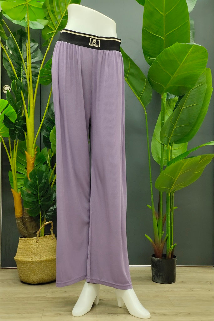 Candy Sporty Pants in Purple