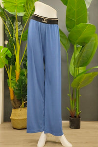 Candy Sporty Pants in Blue