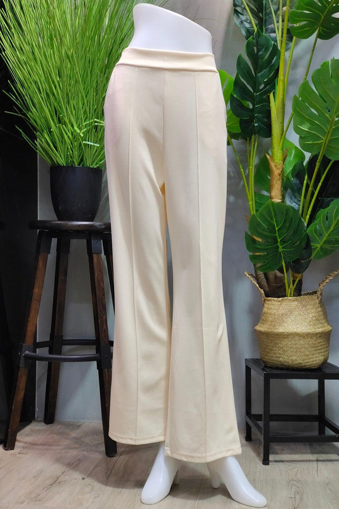 Sara Culottes in Ivory