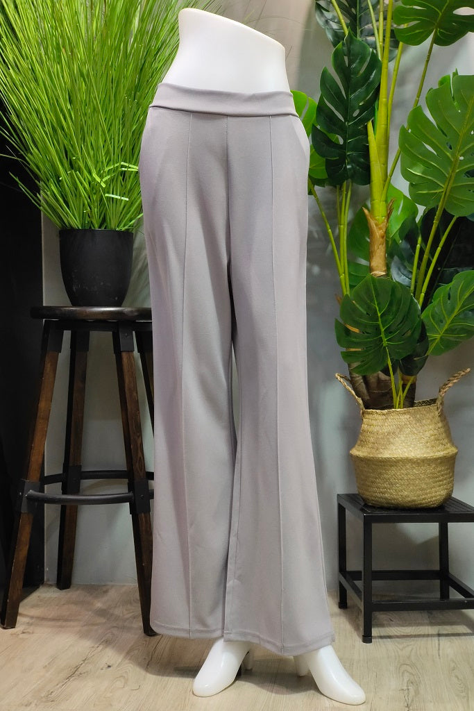 Sara Culottes in Grey
