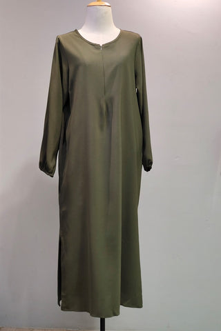 Hajra in Army Green