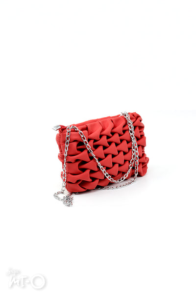 Celyne Bag in Striking Red - Saja Mi-O