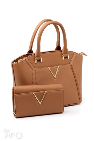 Jyne Bag in Tan