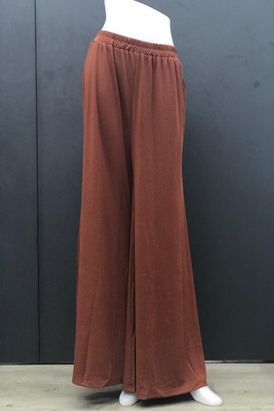 Ira Plus Size  Pants in Golden Brown