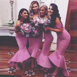 Mermaid Bridesmaid Dress,Sexy Bridesmaid Dress,Pretty Bridesmaid Dress,Charming Bridesmaid dress ,PD168