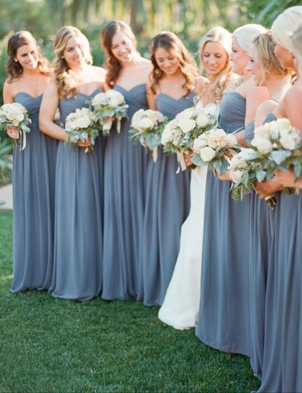 Fashion Bridesmaid Dress,Simple Bridesmaid Dress,A-line Bridesmaid Dress,Off-shoulder Bridesmaid Dress,Floor-length Bridesmaid Dress, PD34