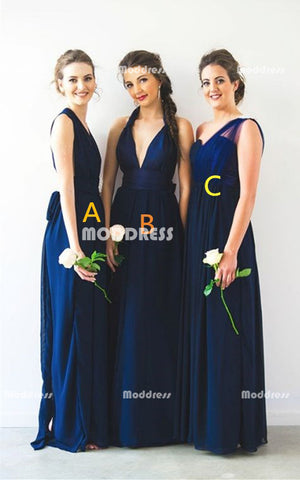 Stylish Long Bridesmaid Dresses Simple Bridesmaid Dresses