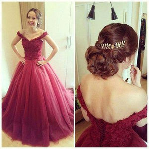 A Line Hairstyles for Prom