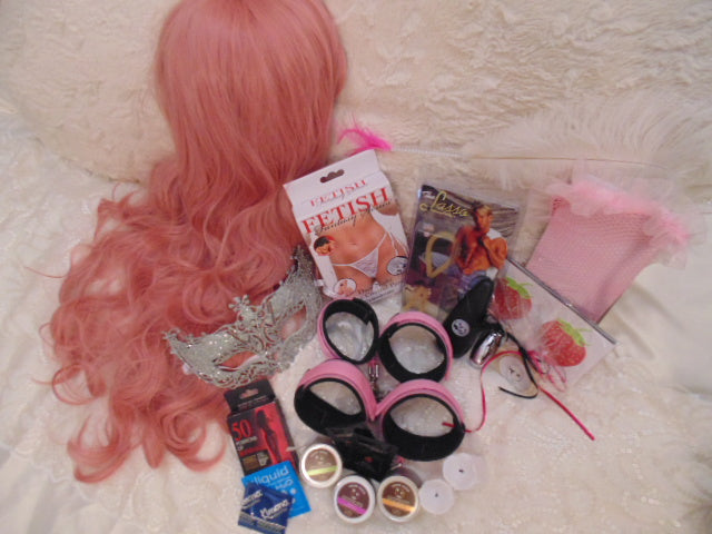 Naughty in Pink Play Box