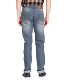 JDC Mens Lightweight Non Stretchable Jeans-Blue