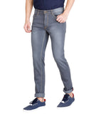 JDC Mens Lightweight Stretchable Jeans-Light Blue