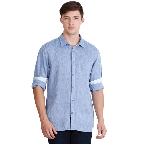 JDC Men's Linen Shirt